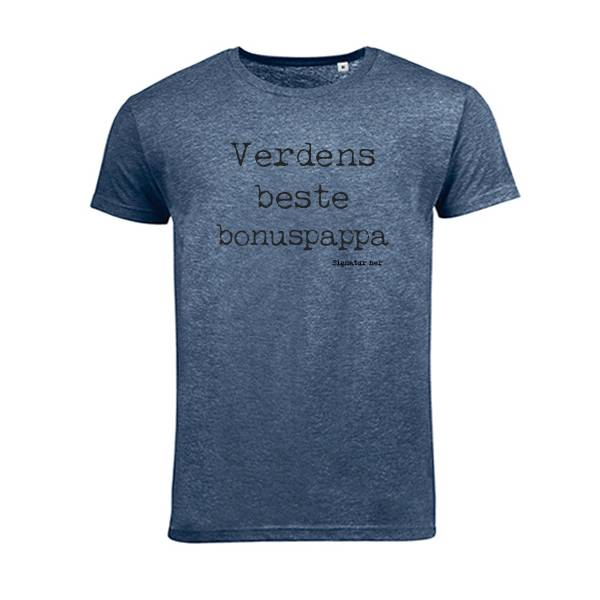 T-shirt Verdens beste..