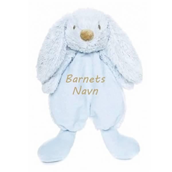 Teddykompaniet Lolli Bunny koseklut - Blå