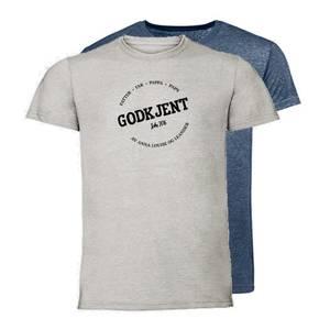 Bilde av T-shirt Pappa GODKJENT