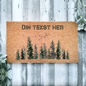 Bilde av Dørmatte Skog