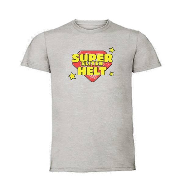 T-shirt SuperSLITEN Helt